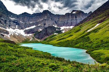 Join a Glacier National Park and Waterton Lakes guided hiking tour