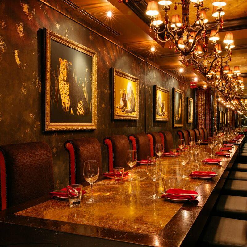 The Boheme   Wine Room