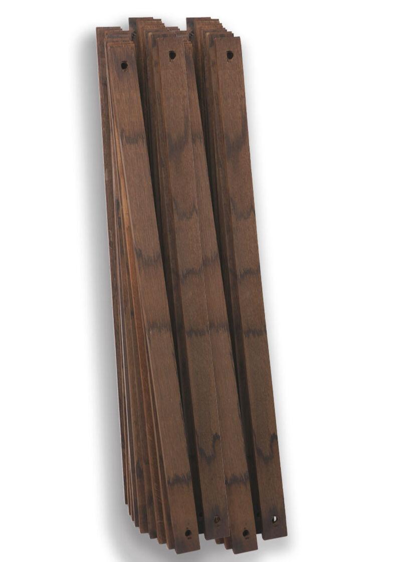 Standard Staves made of French Oak on shop.oakbarrels.shop