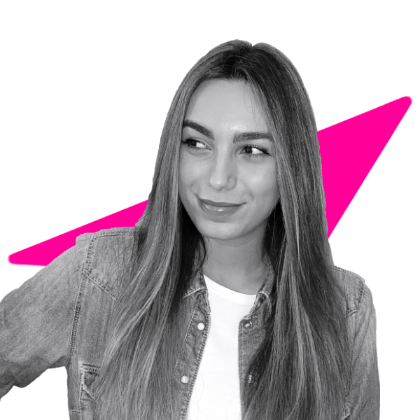 Giulia Rovai, Marketing Manager at collab-ed, an award-winning international creative agency