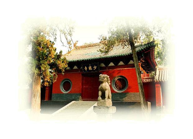 shaolin tempel white