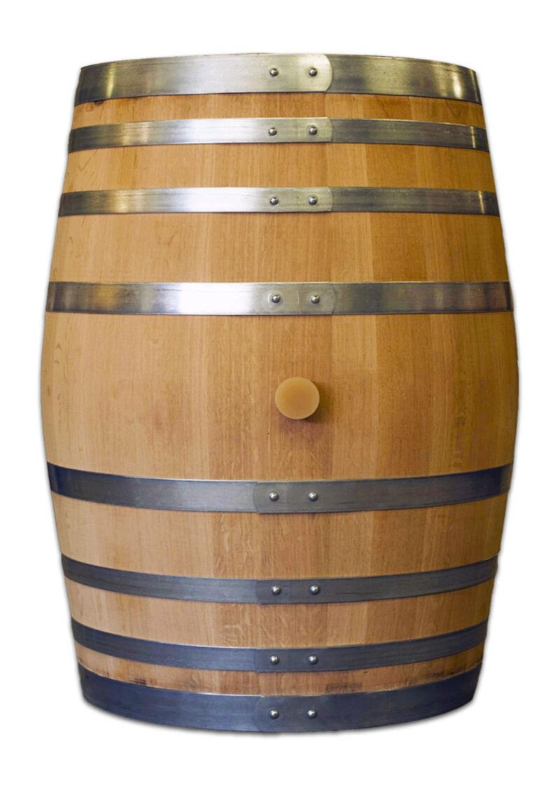350 l Tonneau / Weinfass aus französischer Eiche der Tonnellerie de Cognac bei shop.oakbarrels.shop