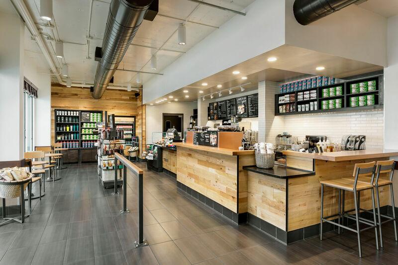 estacion de cafe y subenil