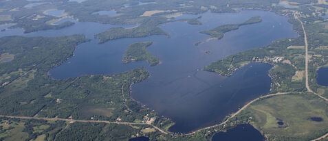 Bay Lake,Crow Wing County, MN
