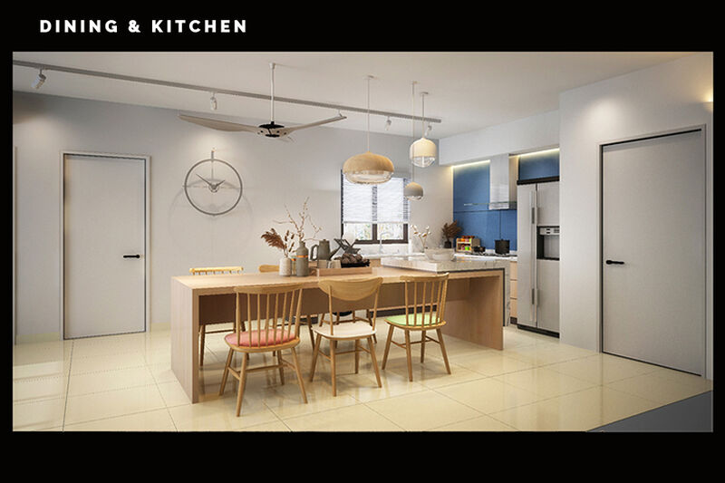 05 Dining Kitchen
