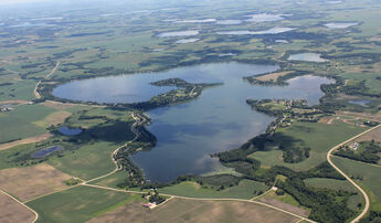 Lake Washington, Le Sueur County , MN