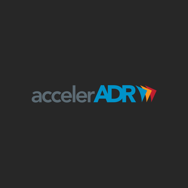 Brand design for AccelerADR, a Dispute Resolution firm based on the NSW Mid North Coast.
