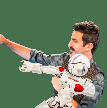 massimo temporelli stampa 3d iot robotica