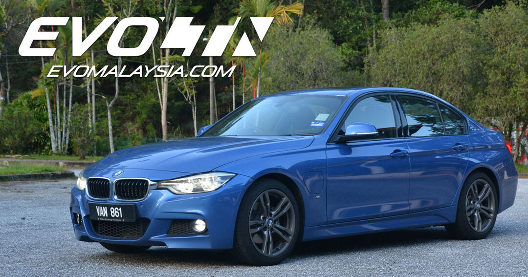 2018 BMW 3 Series 330e F30 Review