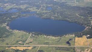 Andrew Lake,Kandiyohi County, MN