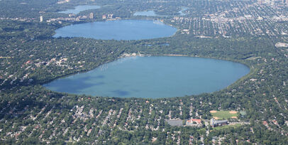 Lake Harriet, Hennepin County, MN