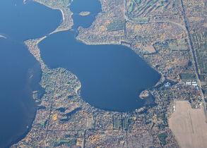 Bertha Lake,Crow Wing County, MN