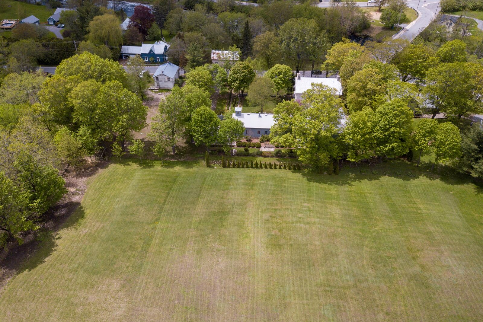 46 Aerial 2 316 Colebrook Rd, Stone Mills