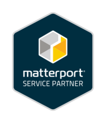 Service partner logo for Matterport