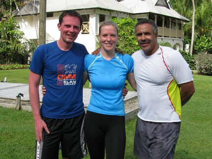 Daley Thompson, Personal Training, Fitness, Bedford, Women's Fitness