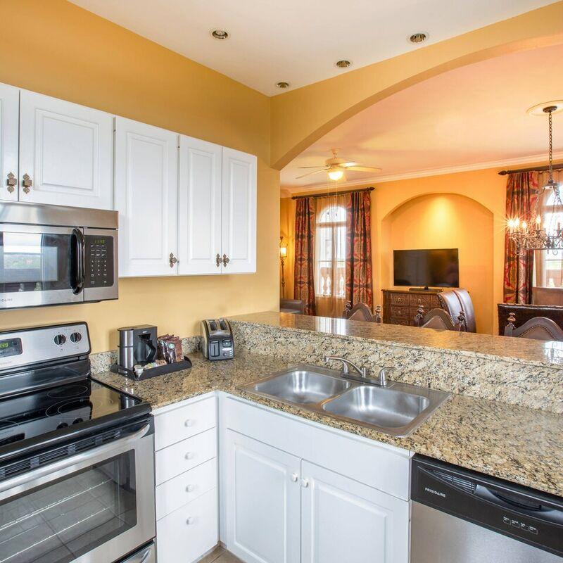 Kessler Suite   Kitchen