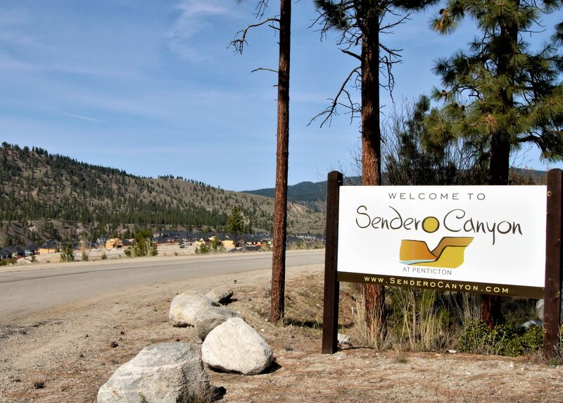 Sendero Canyon Sign 2
