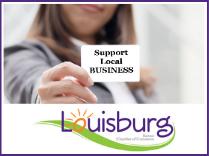 Louisburg Chamber of Commerce 209x156