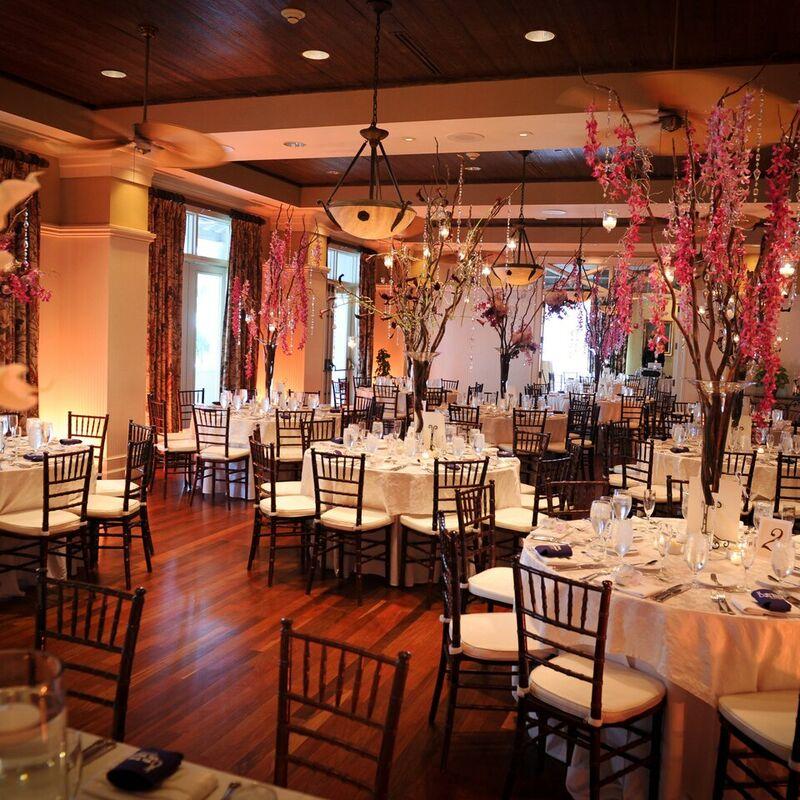 Plantation Room   Wedding Reception