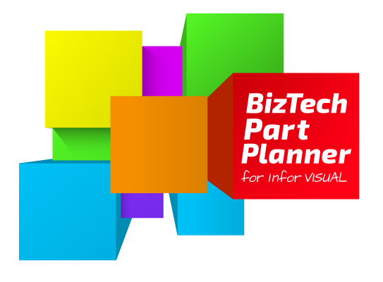 BizTech Part Planner for Infor VISUAL Material Planning