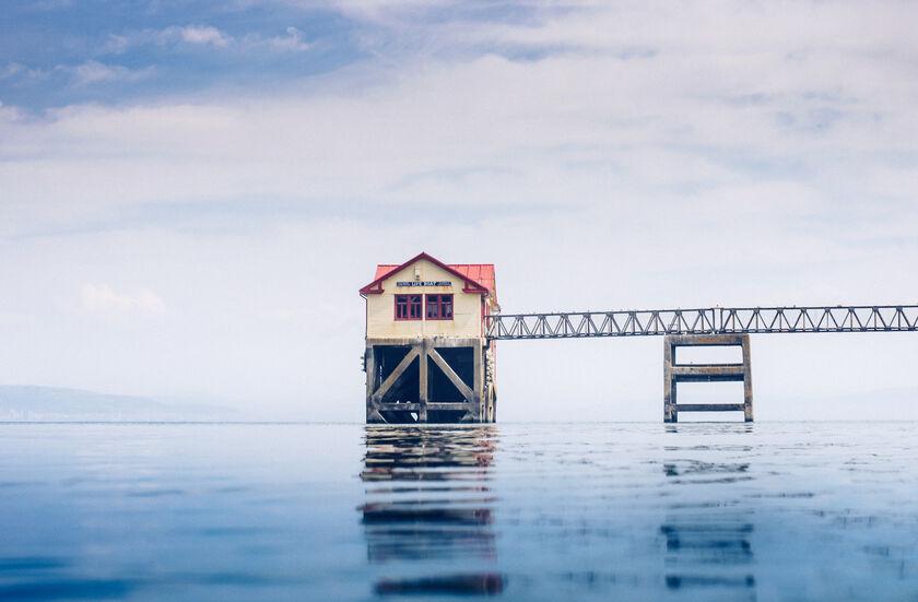 Mumbles Pier,