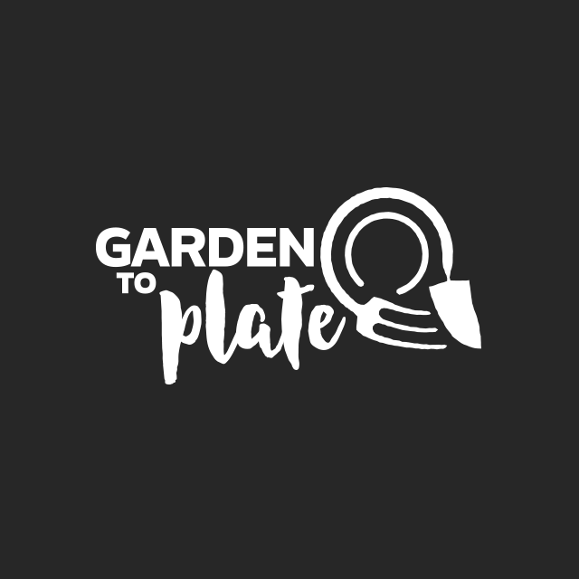Logo design for Garden to Plate, another MidWaste initiative in Port Macquarie and surrounding areas.