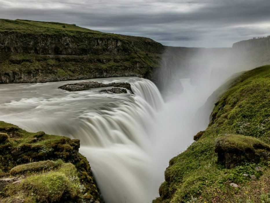 Iceland vacation Gulfs