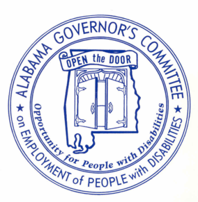 Alabama Governor's Committee Logo