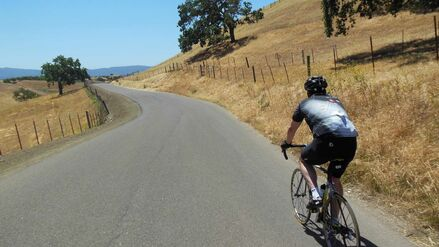 Riding the California Central coast is an amazing experience