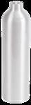 0142 Aluminum Cylinder 3L metal black