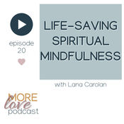 Lana weaves great wisdom into this recording as she shares her life story. She shares, step by step, how she quiets her mind and goes to the source of all things for clarification and guidance. You will hear how this spiritual mindfulness has healed her from incurable disease. And, through the sharing the experience of one of her NDE's she effortlessly mentors us into understanding how powerful we are and how we are truly connected to the source of all that is, Love.