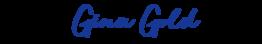gina logo 1   gina gold blue