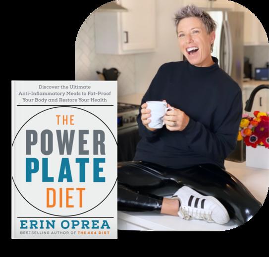 Erin Oprea & The Power Plate Diet