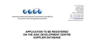 Vendor Application Form New Page 01