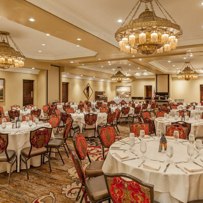 Casa Monica Ballroom