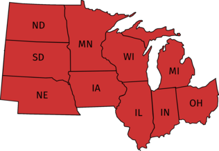 We provide aerial photos in Minnesota, Wisconsin, Illinois, Indiana, Ohio, Iowa, Nebraska, North Dakota and South Dakota