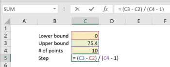 Maths in Excel - 2D polar plots with Excel 3