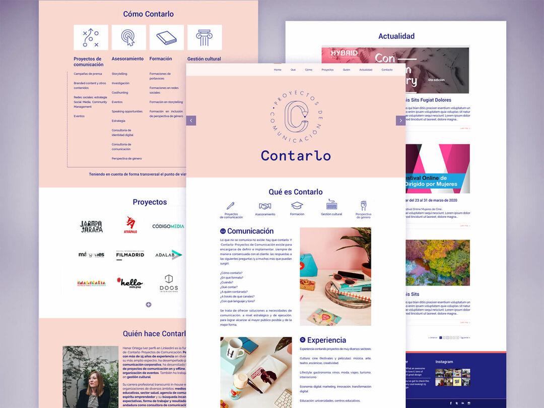 ContarloWeb