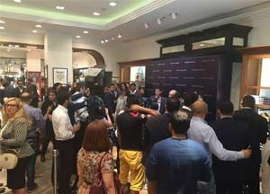 Elements Opening & Store Launch