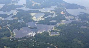 Upper Gull Lake, Cass County , MN