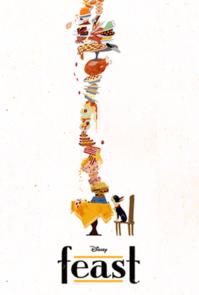 Feast (2014 film) logo