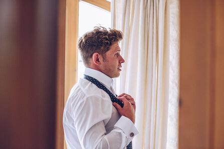 groom preperations