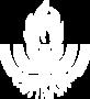White BE Logo