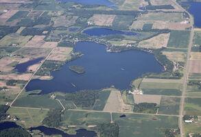 Beebe Lake,Wright County, MN