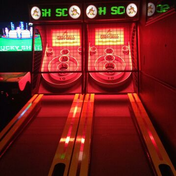 Eastburn, Tap Room, best dive bar portland, best portland skeeball, beer
