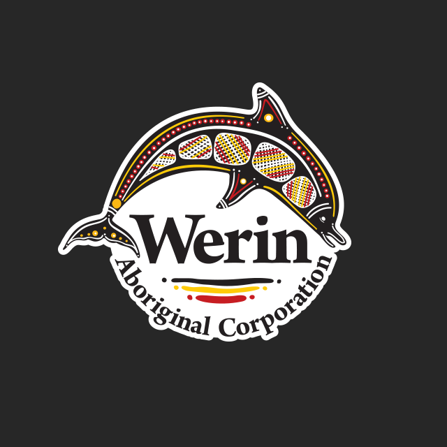 Logo design for the Werin Aboriginal Corporation in Port Macquarie