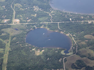 Sorensen Lake, Crow Wing County , MN