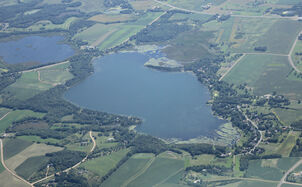 Piersons Lake, Carver County , MN