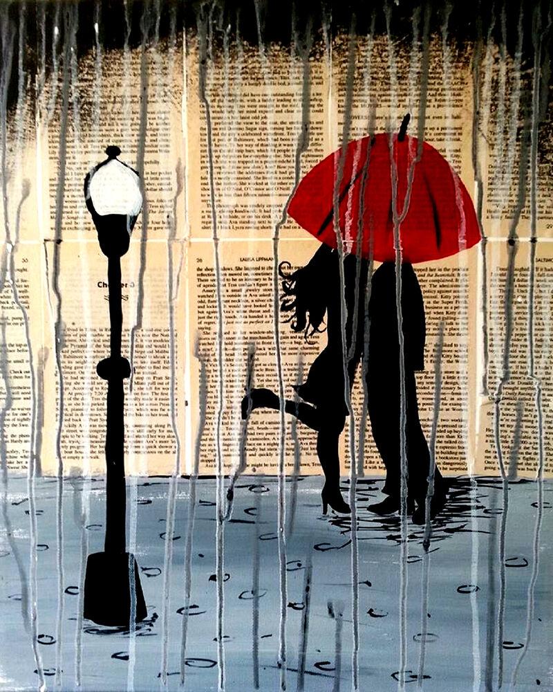 Umbrella, Love, Couple