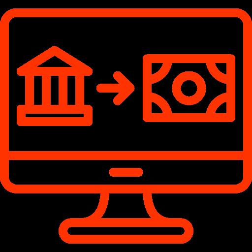 Icon takes you to the Escrow Services tool.